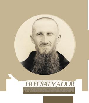 Frei Salvador Venerável - Sou o que sou diante de Deus